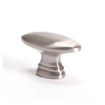 Berenson Advantage Plus 6 Oval Cabinet Knob