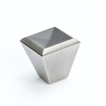 Berenson Connections Square Cabinet Knob