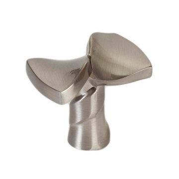 Berenson Nancy Twisted Cabinet Knob