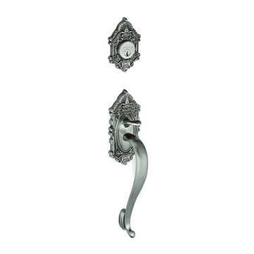 Grandeur Grande Victorian Dummy S-Grip Exterior Handle Only