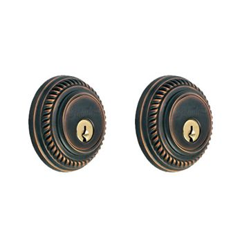 Grandeur Newport Double Cylinder Deadbolt - Keyed Alike