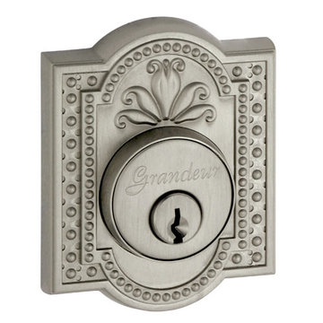 Grandeur Parthenon Double Cylinder Deadbolt - Keyed Differently