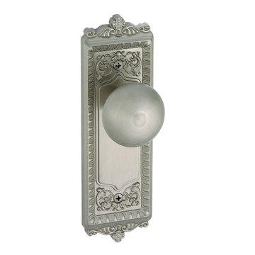 Grandeur Windsor Dummy Interior Half Only With Fifth Avenue Knob