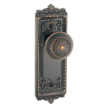 Grandeur Windsor Passage Interior Door Set with Windsor Knob