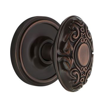 Nostalgic Warehouse Classic Double Dummy Victorian Knob Door Set