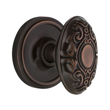Nostalgic Warehouse Classic Mortise Interior Door Set - Victorian Knob