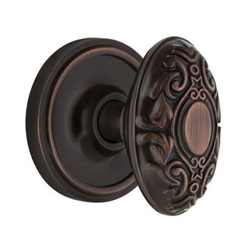 Nostalgic Warehouse Classic Passage Interior Door Set With Victorian Knob