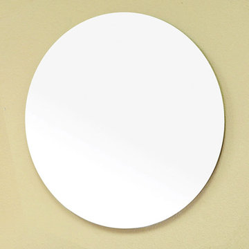 Bellaterra Home Circular Beveled 22 1/8 Inch Mirror