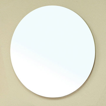 Bellaterra Home Circular Beveled 27 5/8 Inch Mirror