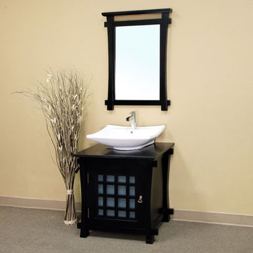 Bellaterra Home Eastern Single Sink Vanity