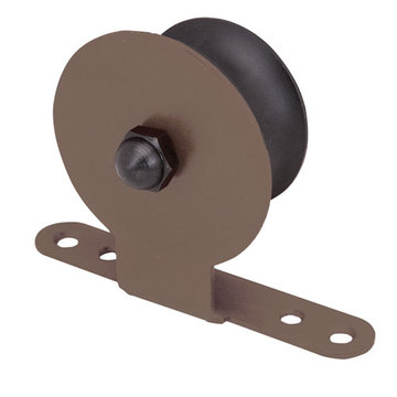 Quiet Glide Top Mounted Roller Strap