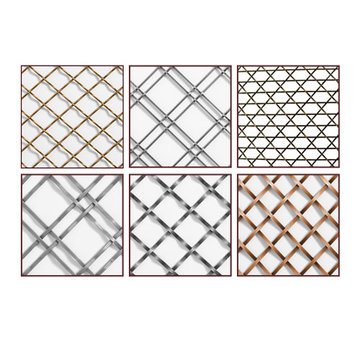 Klise Decorative Grille Sample Pack