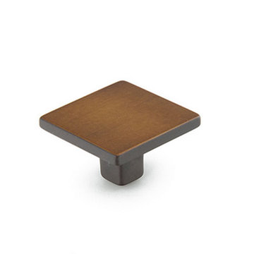 Schaub Armadio Smooth Square Cabinet Knob