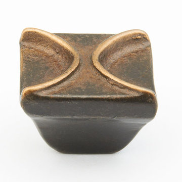 Schaub Vinci Rectangle Cabinet Knob