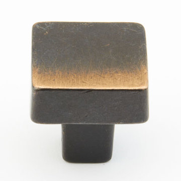 Schaub Vinci Smooth Square Knob