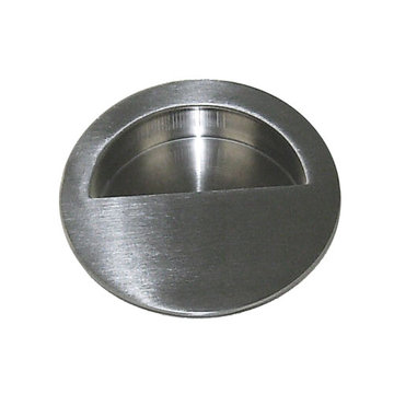 Unison Hardware Large Round Pocket Furniture Pull