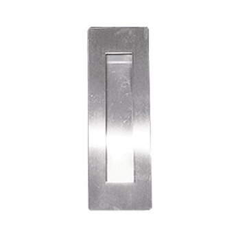 Unison Hardware Rectangular Pocket Furniture Pull