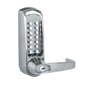 Codelocks Heavy Duty Back To Back Mechanical Tubular Deadbolt Entry Set