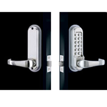 Codelocks Heavy Duty Mechanical Tubular Deadbolt Entry Set