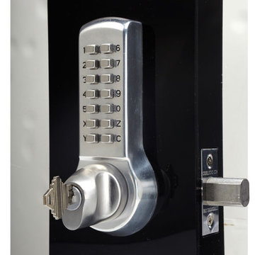 Codelocks Medium Duty Mechanical Tubular Deadbolt With Key