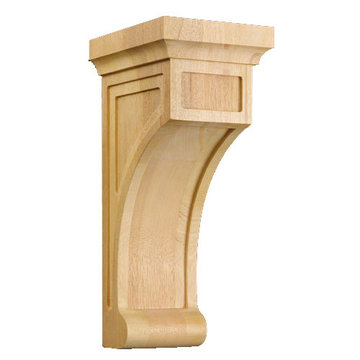 Designs of Distinction 13 3/8 Inch Shaker Corbel