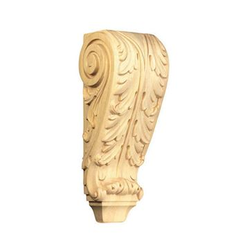 Designs Of Distinction 14 Inch Acanthus Corbel