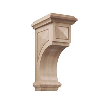 Designs of Distinction 14 Inch Apex Mission Style Corbel