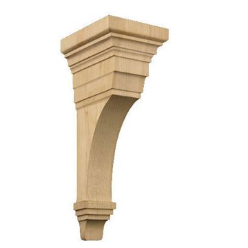 Designs of Distinction 14 Inch Arts & Crafts Corbel