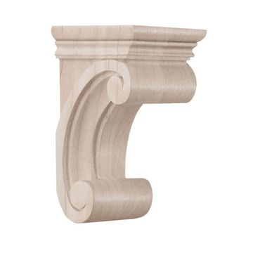 Designs of Distinction 4 Inch Madeline Corbel