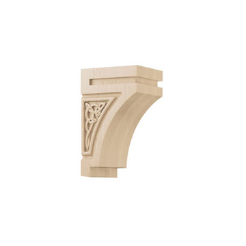 Designs Of Distinction 6 5/8 Inch Gaelic Corbel