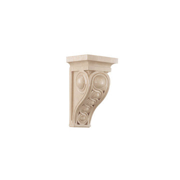 Designs Of Distinction 6 5/8 Inch Infinity Corbel