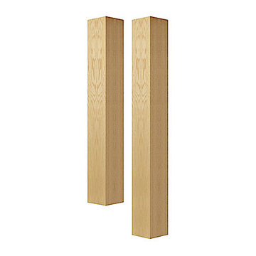 Designs of Distinction 6 Inch Square Column Island Leg