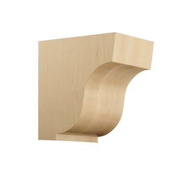 Designs of Distinction 7 1/2 Inch Simplicity Corbel