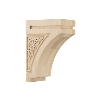 Designs Of Distinction 9 Inch Gaelic Corbel