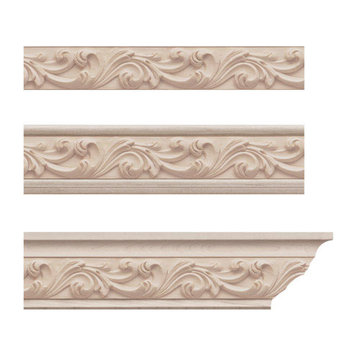 Designs Of Distinction Acanthus Molding Insert Only