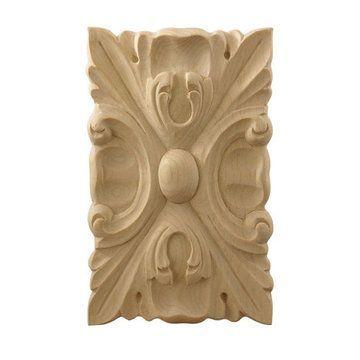 Designs Of Distinction Acanthus Tile Applique