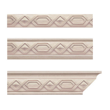 Designs Of Distinction Deco Curved Molding Insert Only