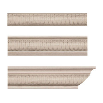 Designs Of Distinction Empress Leaf Molding Insert Only