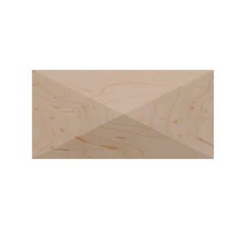 Designs Of Distinction Long Pinnacle Tile Applique