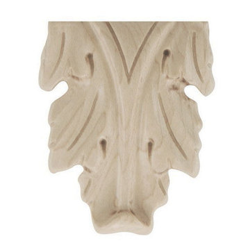 Designs of Distinction Medium Acanthus Leaf Applique