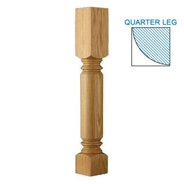 Designs Of Distinction Roman Classic Quarter Column Corner Post