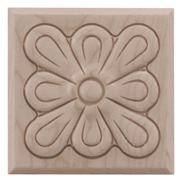 Designs Of Distinction Small Fleur Tile Applique