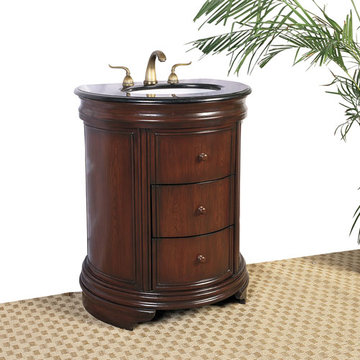 Legion Furniture 28 Inch Sink Chest Vanity