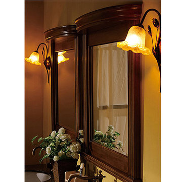Legion Furniture 30 Inch Abigail Mirror