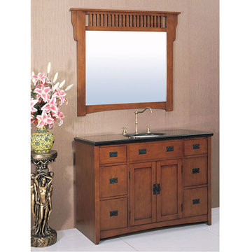 Legion Furniture 48 Inch Single Sink Chest Vanity