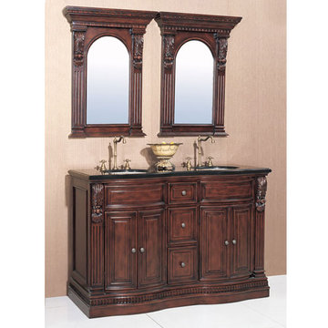 Legion Furniture 60 Inch Double Sink Vanity