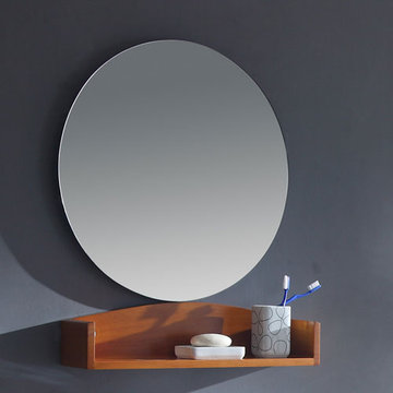Legion Furniture Catherine Mirror With Shelf