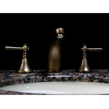 Legion Furniture Classic Widespread Lavatory Faucet