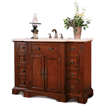Legion Furniture Donna Sink Chest Vanity