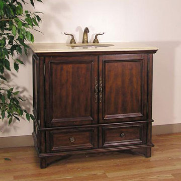Legion Furniture Karen Sink Chest Vanity